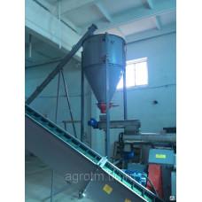 Гранулятор (пеллетайзер) с кольцевой матрицей ГКМ-320К(М)
