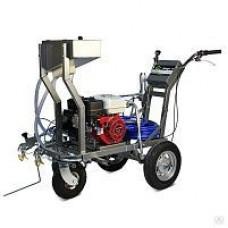 Разметочная машина с комплектом для стеклошариков SCHTAER Wega 7G