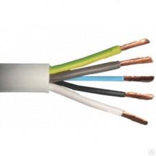 Провод ПВС 3х4 мм2 Для АБП(АДП) от 4 до 5кВА 230В