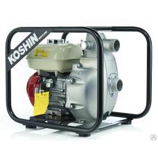 Бензиновая высоконапорная/пожарная мотопомпа SERH-50V