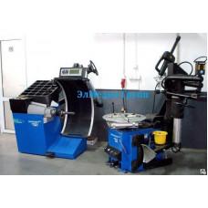 Шиномонтажное оборудование Hofmann