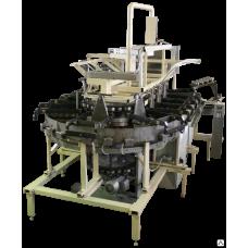 Автоматическая машина выпечки изделия