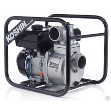 Бензиновая мотопомпа для загрязненной воды SEV-80X