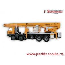 Автоподъемник АПТ-50 Tatra-815-260 R81