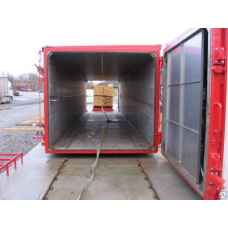 Вакуумная сушилка для древесины ПВСК -36 контейнерного типа