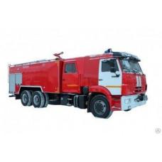 Автоцистерна пожарная АЦ 10,0-40 Камаз-65115
