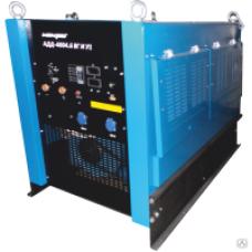 Агрегат сварочный дизельный АДД - 4004.6 И У1 с электронной панелью