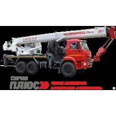 Автомобильный кран КС-55732-33 Камаз-43118
