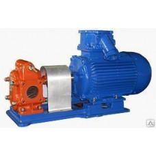 Агрегат электронасосный ХЦМ 12/25М со взрывозащищенным двигателем