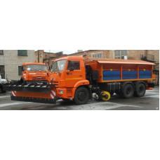 Машина дорожная комбинированная КДМ-650-08