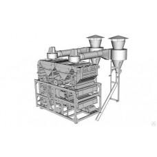 Зерноочистительная машина ЗМ-20ФН
