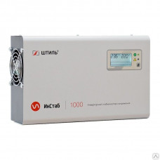 Стабилизатор напряжения однофазный инверторный Штиль ИНСТАБ IS1000 1 в 1