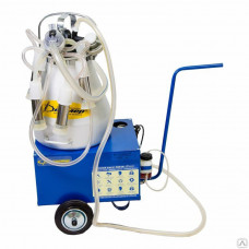 Доильный агрегат АДЭ-01 для коров, коз, кобылиц, верблюдиц, лосих