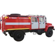 Автоцистерна пожарная АЦ 1,6-40 (33088) ВЛ