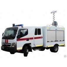 Аварийно-спасательный автомобиль АСА (Fuso Canter)