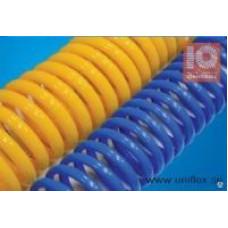 Спиральная трубка из полиуретана
