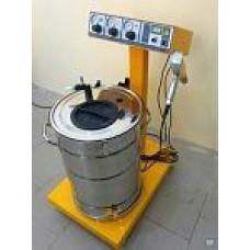 Оборудование (распылитель) порошковой окраски TESLA-111