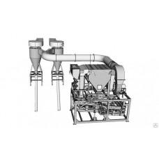 Агрегат предварительной очистки зерна АПО-25