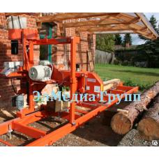 Пилорама Wood-Mizer LT15-power