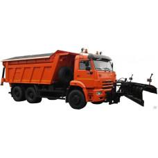 Машина дорожная комбинированная КДМ-650-07
