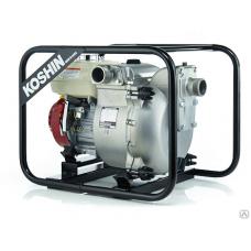 Бензиновая мотопомпа для сильно-загрязненной воды KTH-50X