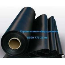 Геомембрана ПНД толщина 0.5-3мм Х 2.5-5мм.