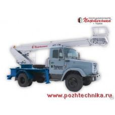 Автоподъемник АПТ-17М ЗИЛ-433362