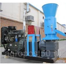 Пеллетайзер (300-500 кг/ч)