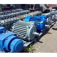 Двигатели переменного тока АО