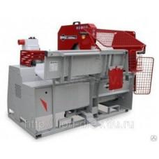 Гидравлическая машина для колки дров с дисковой торцовкой BGU (Германия)