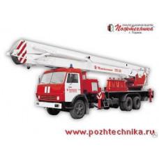Пеноподъемник пожарный ППП-30 КамАЗ-53215