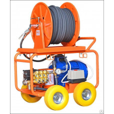 Аппарат для прочистки труб Преус Е1250К