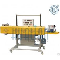 Автоматическая запаечная машина FBH-32 для особо плотных пакетов.