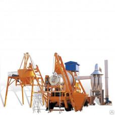 Асфальтобетонный завод мобильный QLB-15 15 т/ч