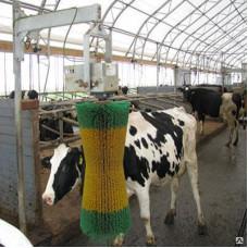 Автоматическая щетка-чесалка для Скота