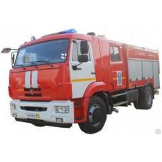 Автомобиль пожарно-спасательный АПС 2,5-40/100-4/400 Камаз-43253