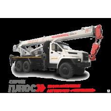 Автомобильный кран КС-55732-22 Урал-4320