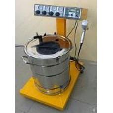 Оборудование (распылитель) порошковой окраски TESLA-201