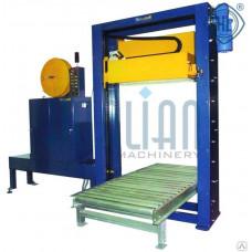 Автоматический стреппинг упаковщик KZDT-100200 для паллет