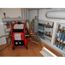Оборудование для промывки систем отопления