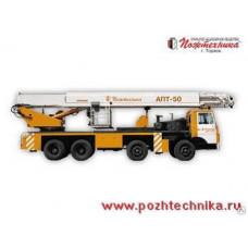 Автоподъемник АПТ-50 МЗКТ-6923