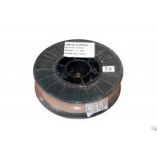 Проволока сварочная омедненная AWS ER70S6 сварочная 0,8 мм / 5кт