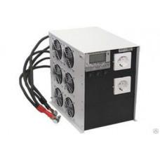 Инвертор ИС1-24-6000 DC-AC с ЖК-индикатором