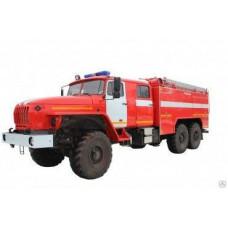 Автоцистерна пожарная АЦ 6,0-40 Урал-4320