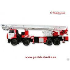 Автоподъемник коленчатый пожарный АКП-54 Камаз