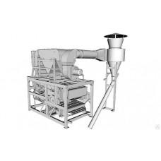 Агрегат предварительной очистки АПО-50Ф