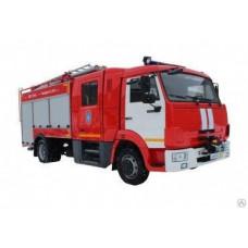 Автомобиль быстрого реагирования АБР 1,0-40/100-4/400 Камаз-4308