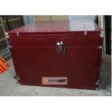 Теплокамера - оборудование для сушки тротуарной плитки и брусчатки