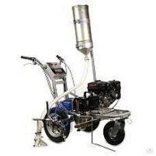 Машина для дорожной разметки со стеклошариками Hyvst SPLM 800