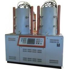 Печь автоматизированная двухколпаковая водородная АПВД.2.300х700-1350